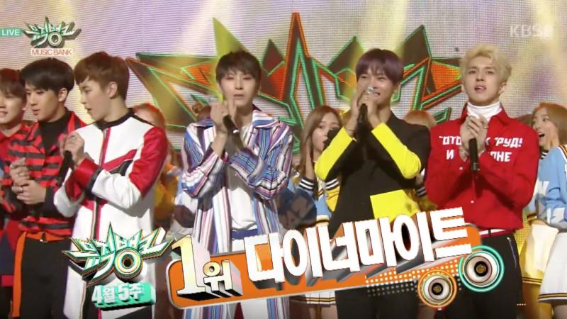 """VIXX obtiene su 3era victoria con """"Dynamite"""", presentaciones de April, SEVENTEEN, TWICE, Lovelyz y más en """"Music Bank"""""""