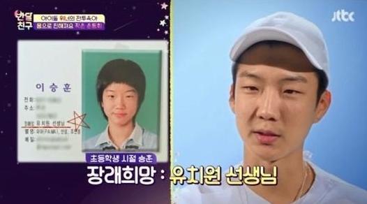Lee Seunghoon de WINNER confiesa que nunca soñó en convertirse en un ídolo