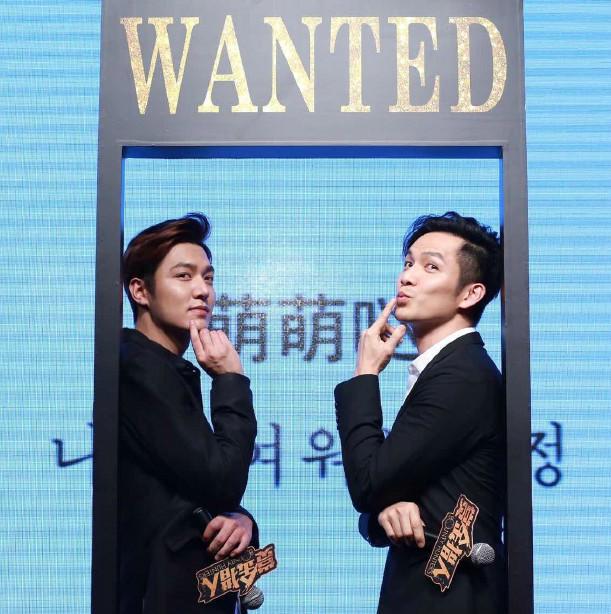 """Todo lo que necesitas saber sobre Wallace Chung, la co-estrella de Lee Min Ho en """"Bounty Hunters"""""""