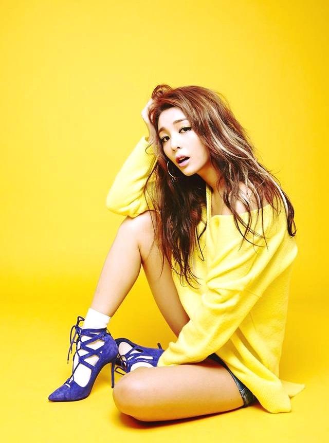 """Ailee confirma su participación como invitada en """"Fantastic Duo"""""""
