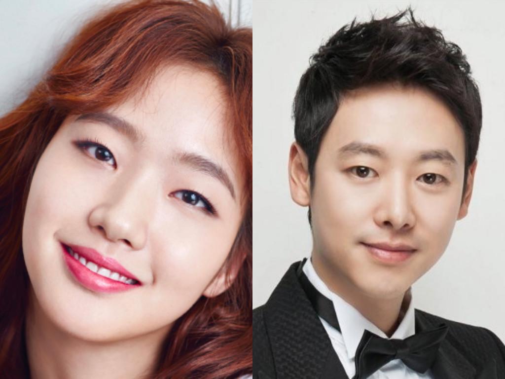 Kim Go Eun y Kim Dong Wook hablan sobre los rumores de una supuesta relación