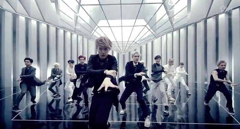 """EXO alcanza 100 millones de visitas en el video musical de """"Overdose"""""""