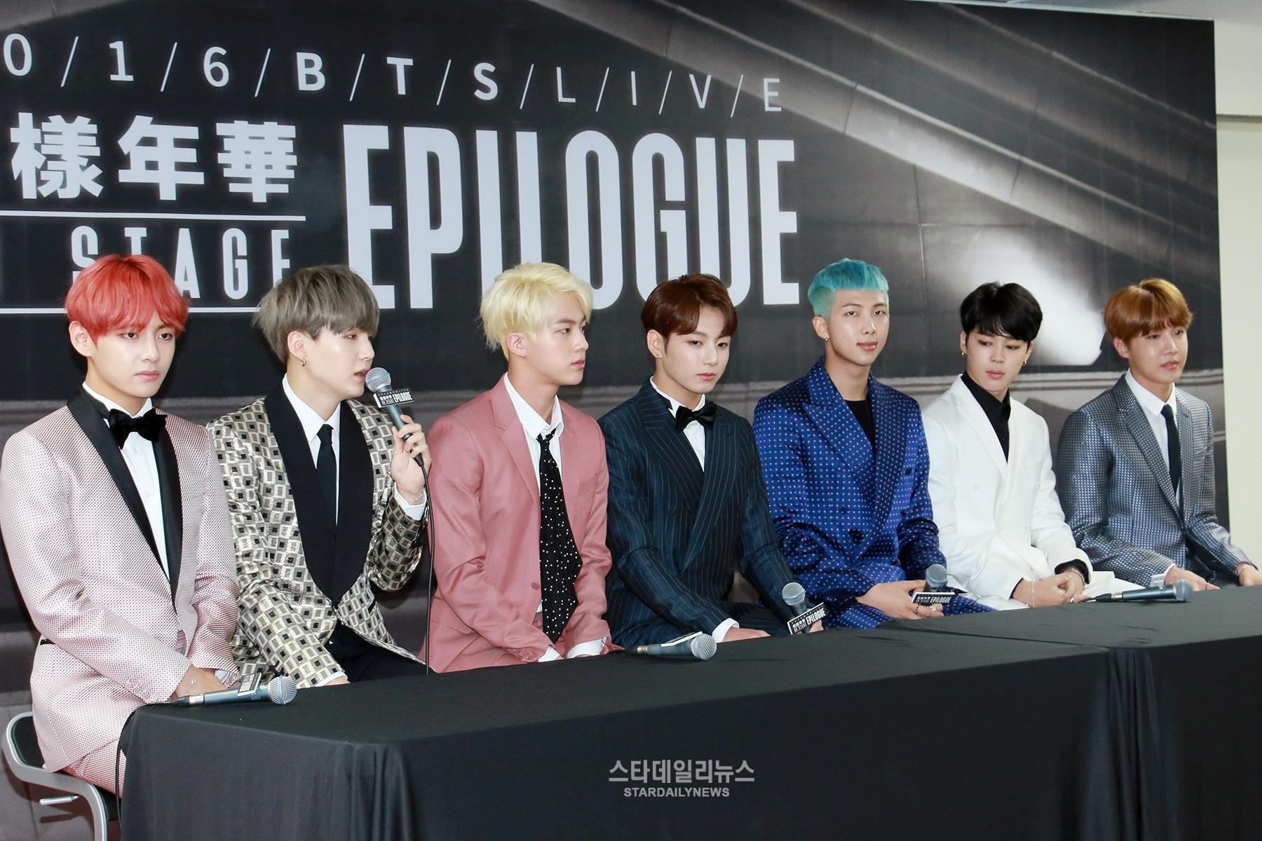 """BTS urge a las fans de no perder las esperanzas de una promoción más larga para """"Young Forever"""""""