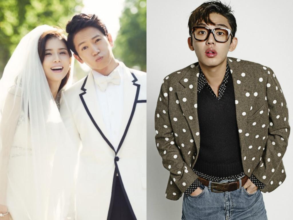 Ji Sung y Yoo Ah In son nombrados como estrellas que no abusan de su condición de celebridad