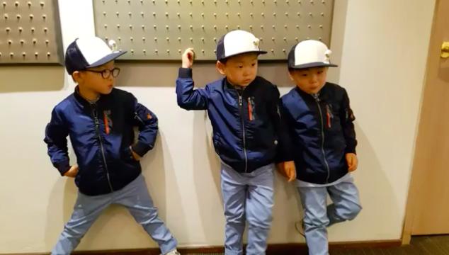 Song Il Gook explica por qué no comparte fotos de los trillizos tan a menudo