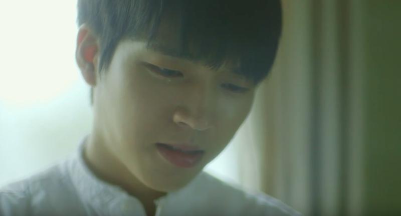 """Woohyun de INFINITE lanza emotivo MV para """"Nodding"""""""