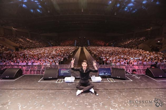 Song Joong Ki se reúne con 4000 fans en Tailandia