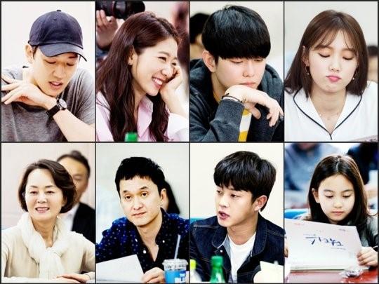 """El nuevo drama de Park Shin Hye, """"Doctors"""", revela detalles de los personajes después de una lectura de guion"""