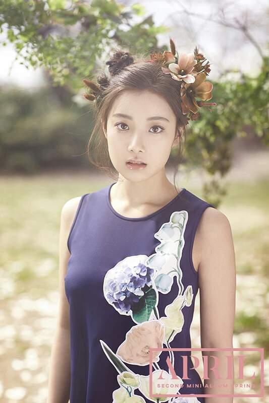 Hyunjoo de April detiene temporalmente las promociones con el grupo debido a problemas de salud