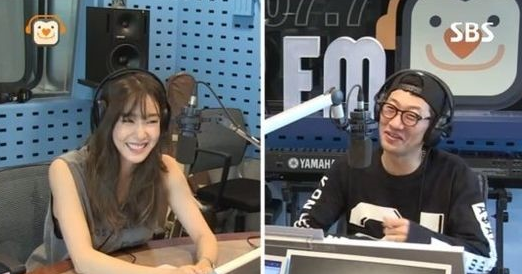 Tiffany se emociona cuando habla del apoyo de sus compañeras de grupo