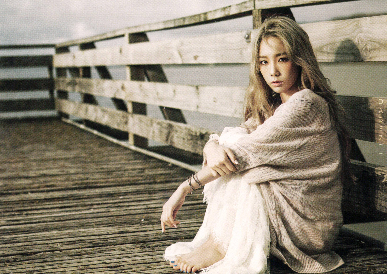 """Taeyeon le pondrá su propio estilo al tema de """"Atlantis Princess"""" de BoA"""