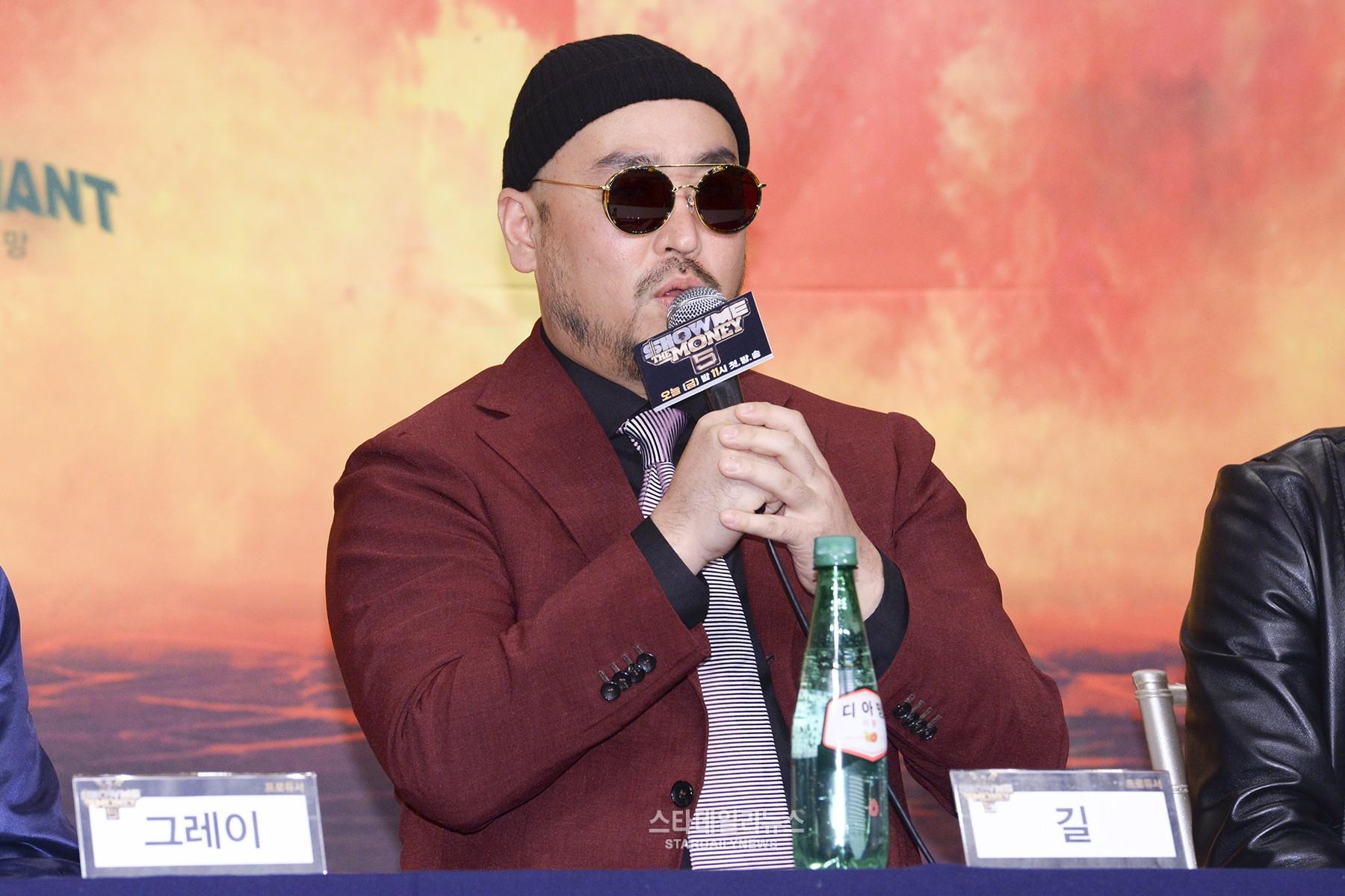 """Gil habla sobre aproximarse a los integrantes de """"Infinite Challenge"""" durante su Hiatus"""