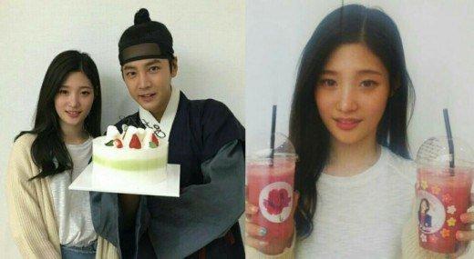 """Jung Chaeyeon de I.O.I entrega regalos a los mentores de """"Produce 101"""" por el día del profesor"""