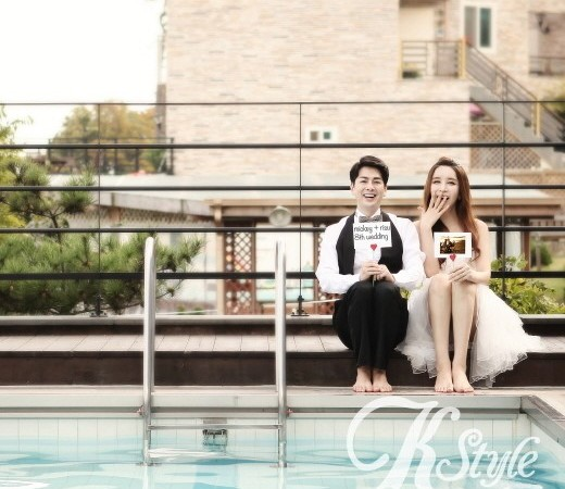 Harisu y Micky Jung celebran 9 años de matrimonio