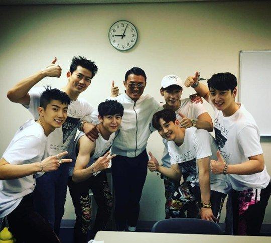 ¿Choo Sung Hoon es el nuevo miembro de 2PM?