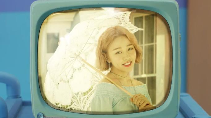 """Baek Ah Yeon regresa con el MV de """"So So"""""""