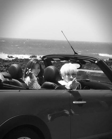 [Actualizado] Ex-integrante de After School, Jungah, revela teaser para su colaboración con J-STAR