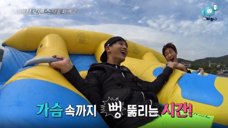 """N de VIXX y Lee Won Geun serán los próximos protagonistas en """"Celebrity Bromance"""""""