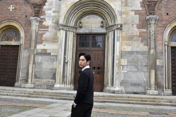 Himchan de B.A.P sufre una lesión leve durante un concierto y asegura a sus fans que está bien