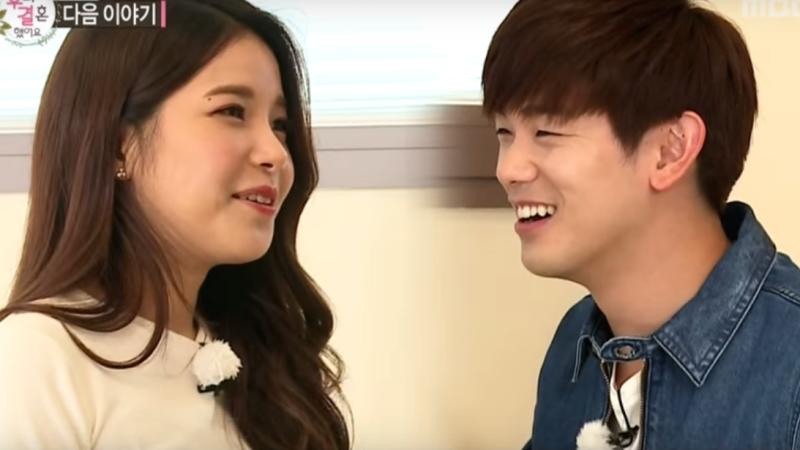 Eric Nam le propone matrimonio a Solar de MAMAMOO con una dulce sorpresa