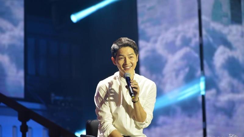 Song Joong Ki dice que no dejaría que su hermana menor saliera con Lee Kwang Soo