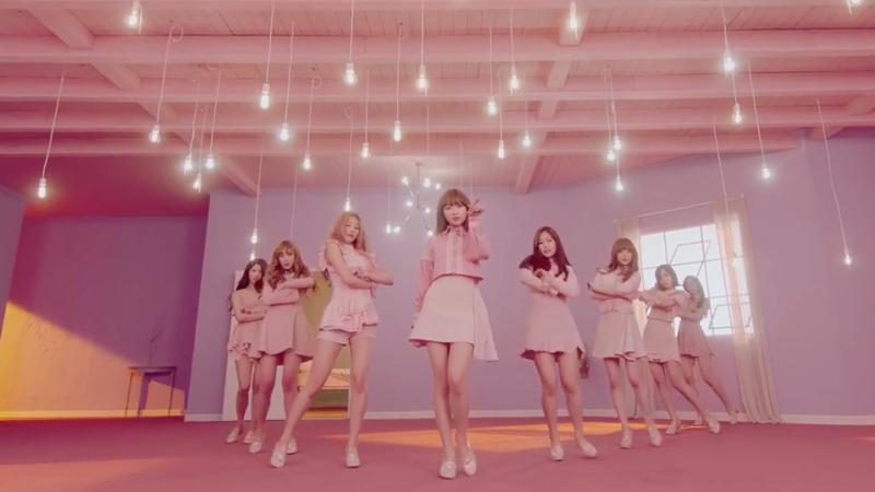 "Lovelyz revela video con la coreografía de ""Destiny"""