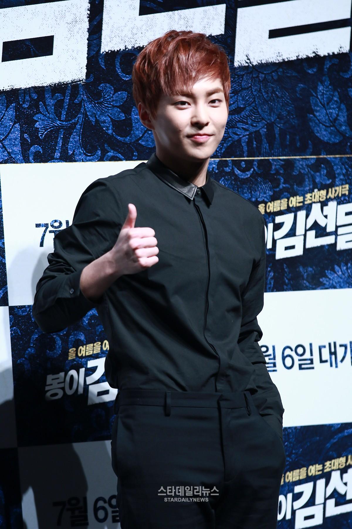 Xiumin de EXO recuerda una divertida experiencia mientras grababa la escena de su muerte en una nueva película