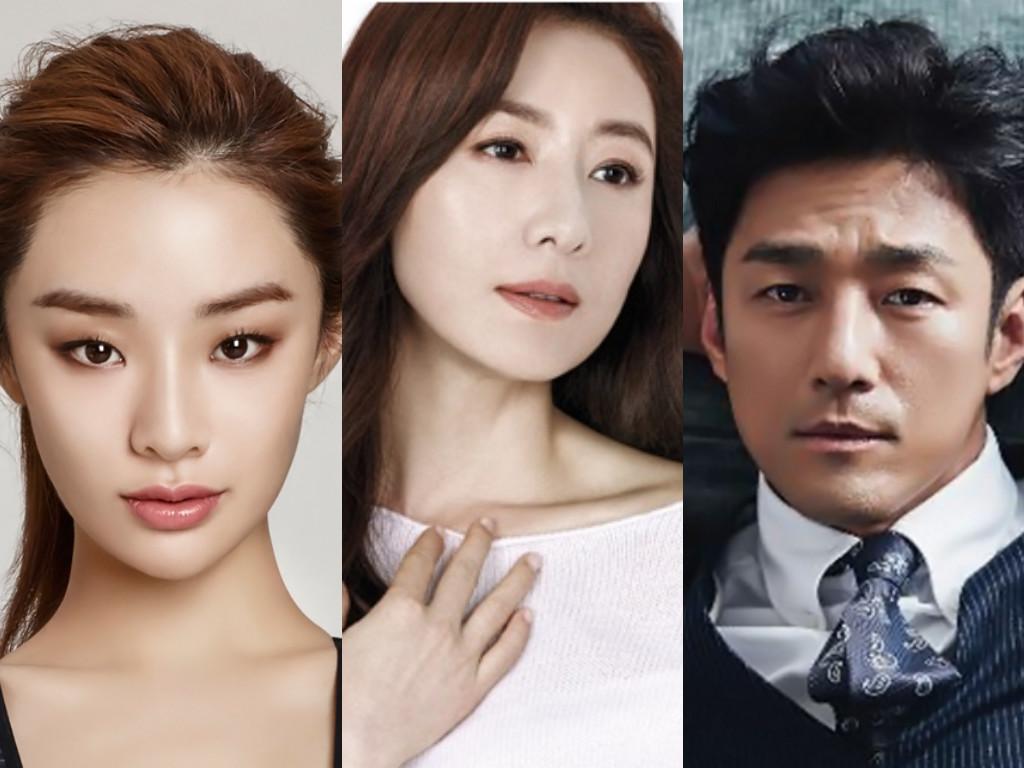Stephanie Lee se une a Kim Hee Ae y Ji Jin Hee para crear un triángulo amoroso en el próximo drama de SBS