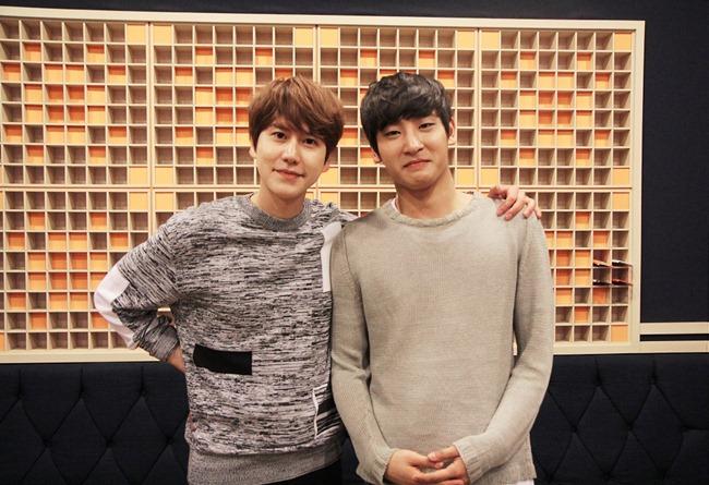 Parc Jae Jung revela por qué quería trabajar con Kyuhyun de Super Junior
