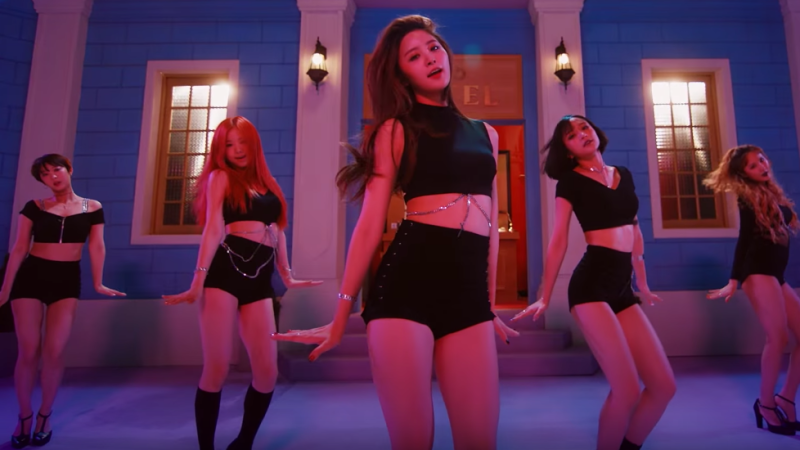 "EXID regresa con su video musical ""L.I.E"""