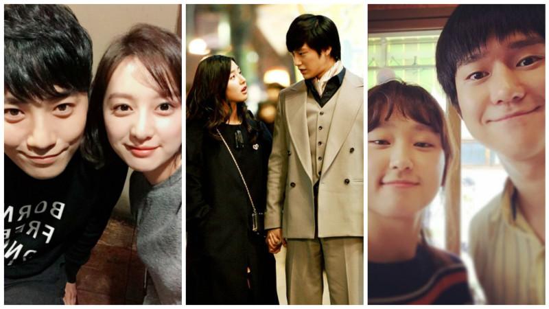 7 parejas de dramas que demuestran que el síndrome de la segunda pareja es real
