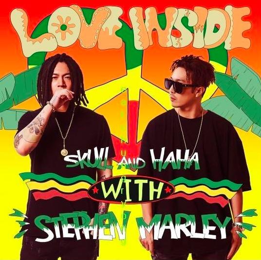 Skull y Haha aparecen en periódico jamaicano por su canción de reggae con Stephen Marley