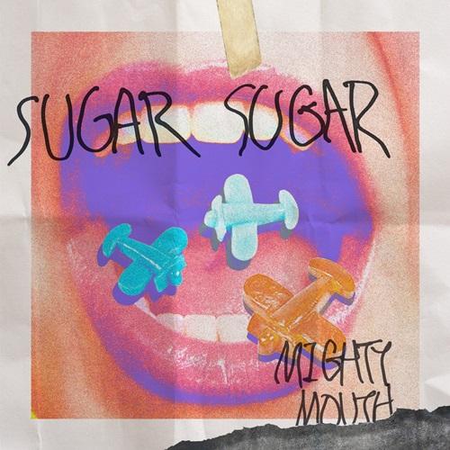"""Mighty Mouth se divierte bajo el sol en el vídeo musical de """"Sugar Sugar"""""""