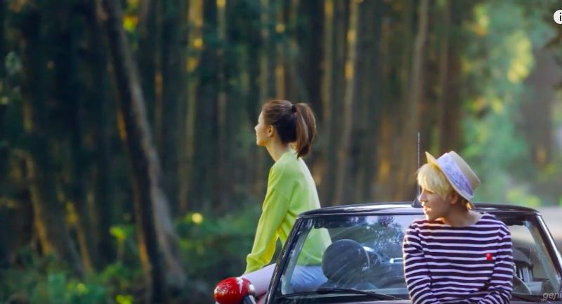 Jungah, exmiembro de After School, se une a J-STAR en un nuevo MV veraniego