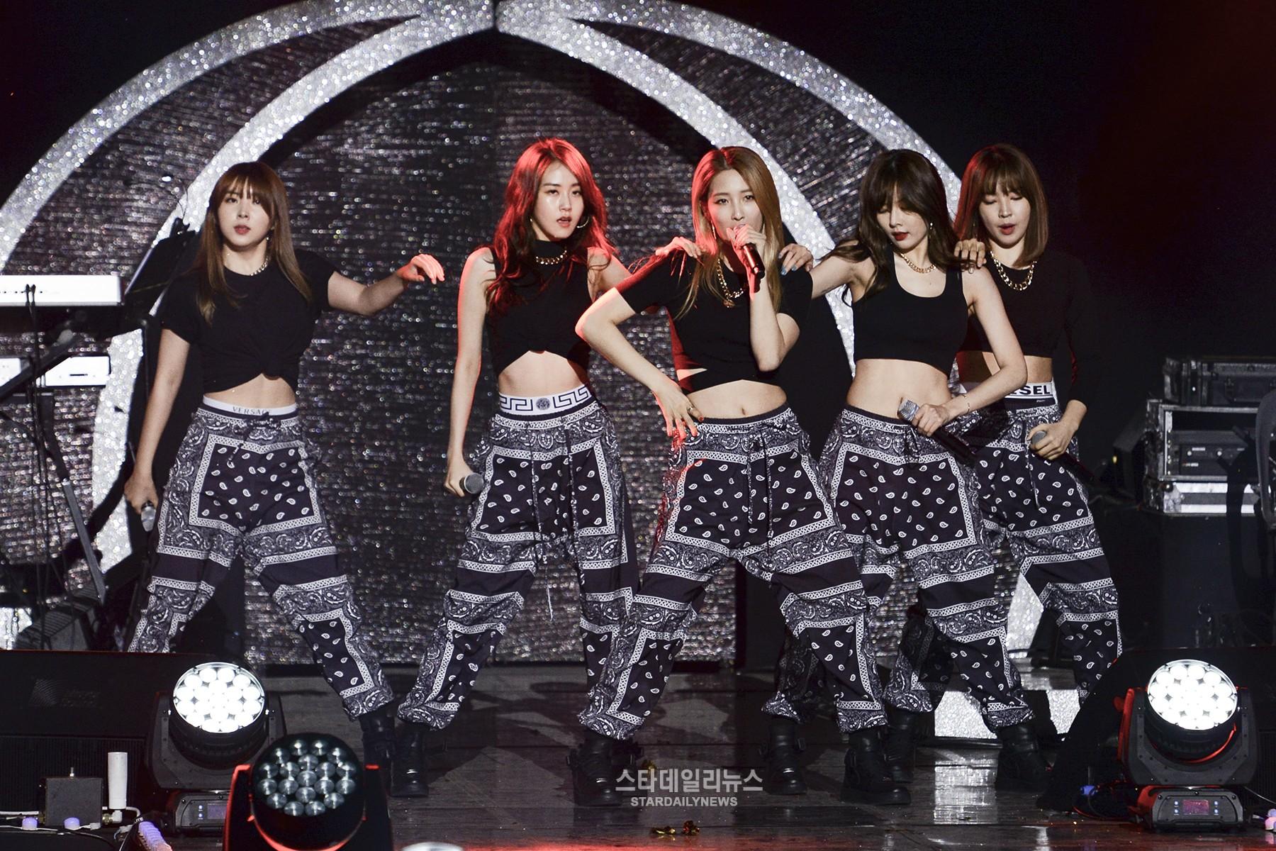 Representantes de Cube Entertainment dicen que 4Minute ha decidido separarse