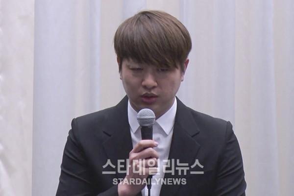 Yoo Sang Moo realiza la prueba del polígrafo por caso de asalto sexual