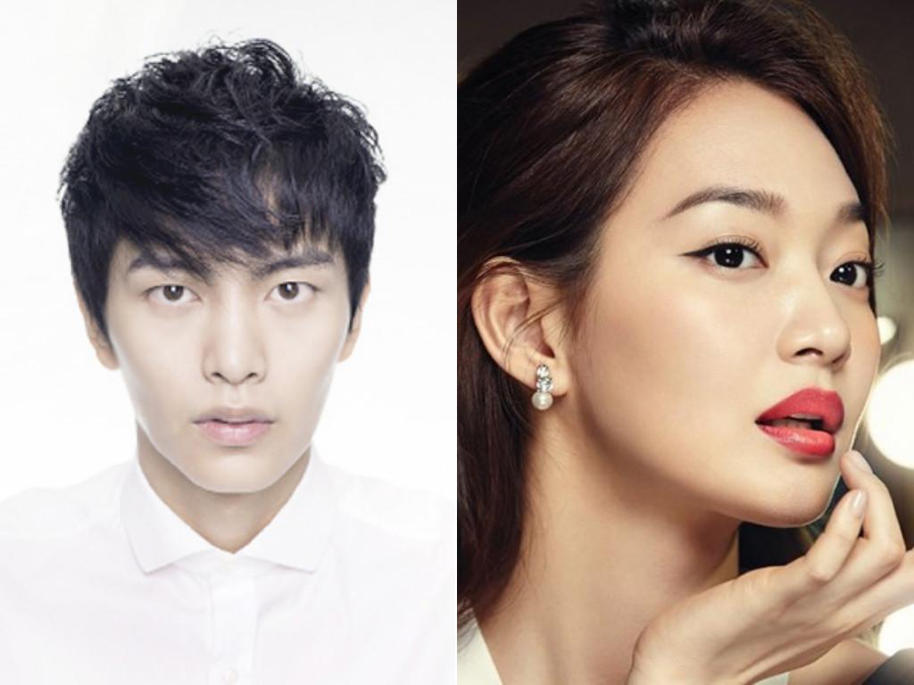 Lee Min Ki y Shin Min Ah considerando papeles para próximo dama romántico