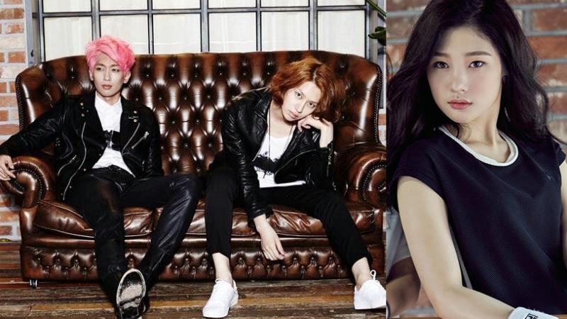 Heechul eligió personalmente a Jung Chaeyeon de DIA para protagonizar el nuevo MV de M&D