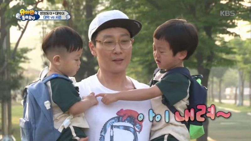 La relación entre Lee Hwi Jae y Daebak pone celoso a Seo Jun