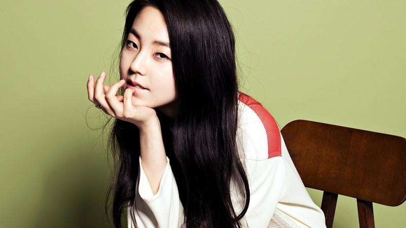 Ahn Sohee aparece en la portada de Nylon Korea