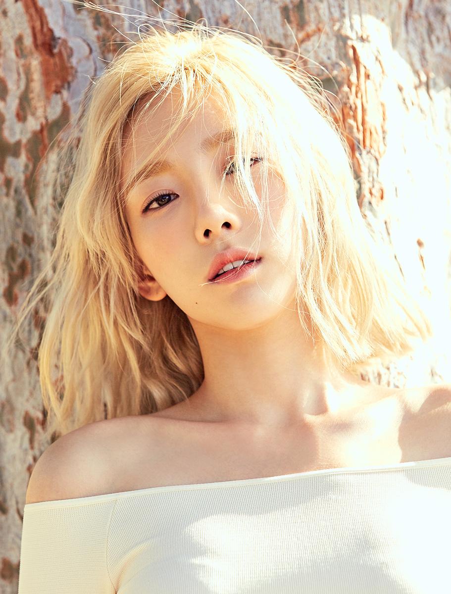 Taeyeon es una belleza de California en nuevos teasers