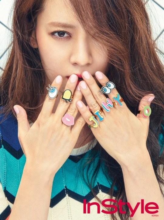 """Song Ji Hyo habla con InStyle sobre lo que """"Running Man"""" ha significado para ella"""