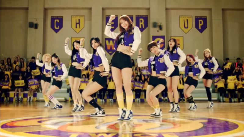 """TWICE establece nuevo récord con vistas para su vídeo musical de """"Cheer Up"""""""