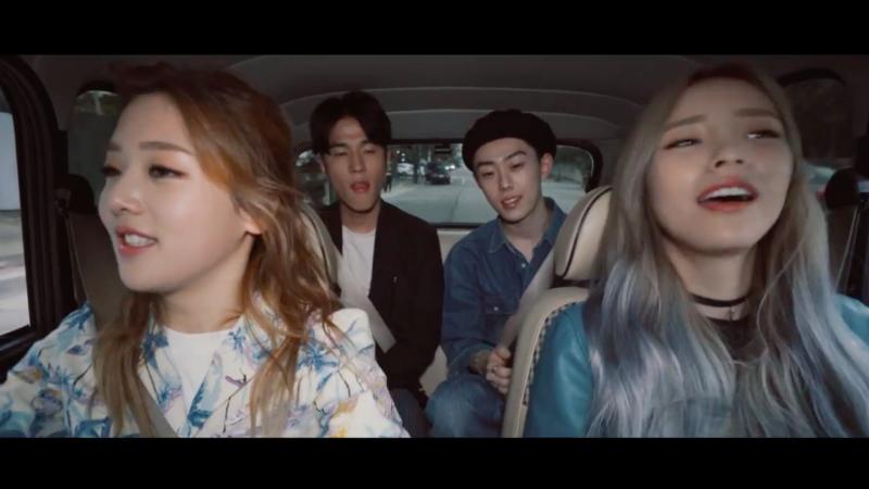 """Kisum busca diversión en """"No Jam"""" y presenta a Heize como protagonista del video musical"""