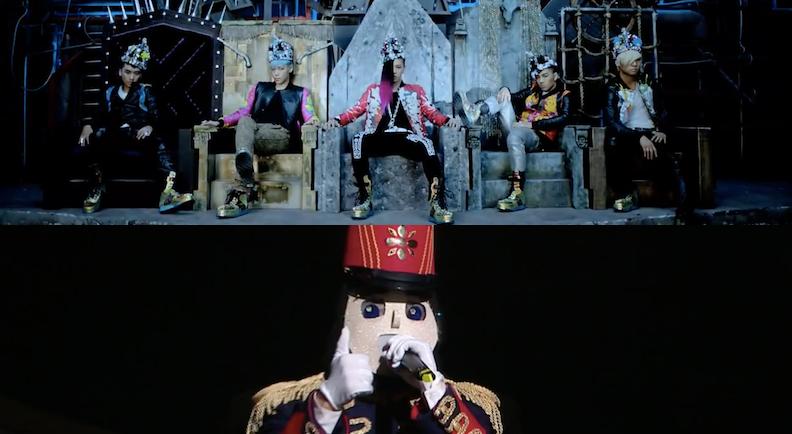 """Ha Hyun Woo dijo que batalló con una línea en especifico de """"Fantastic Baby"""" de BIGBANG en """"King Of Masked Singer"""""""