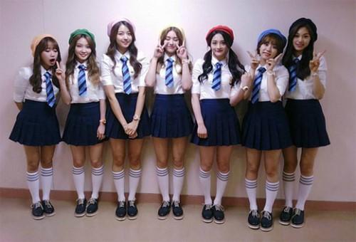 Confirman el debut para sub unidad de I.O.I en agosto
