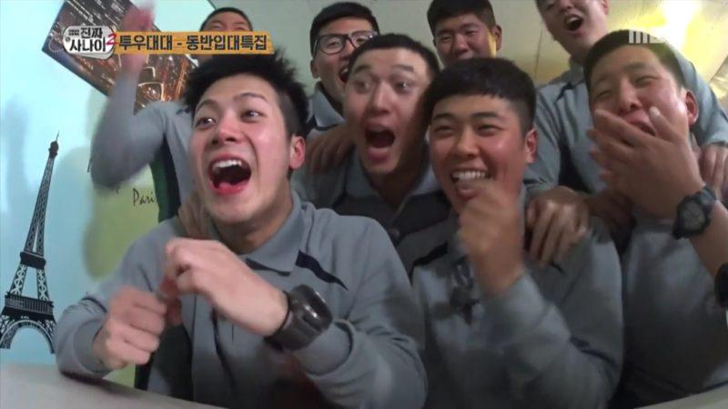 """Jackson de GOT7 hace una vídeo llamada a populares idols femeninas en """"Real Men"""""""