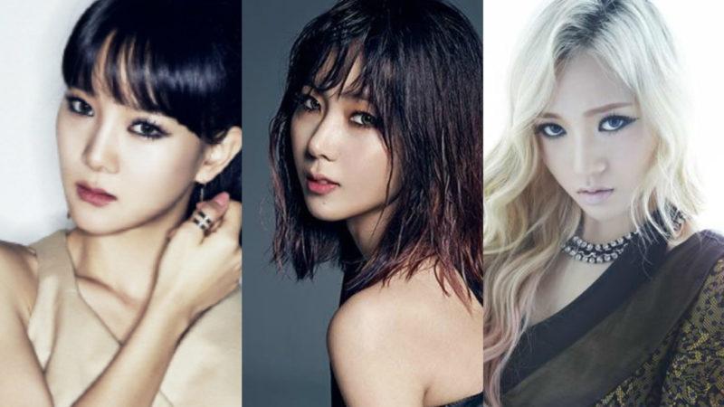 12 subestimadas cantantes de grupos femeninos de SPICA, Ladies' Code y más competirán en nuevo programa de canto