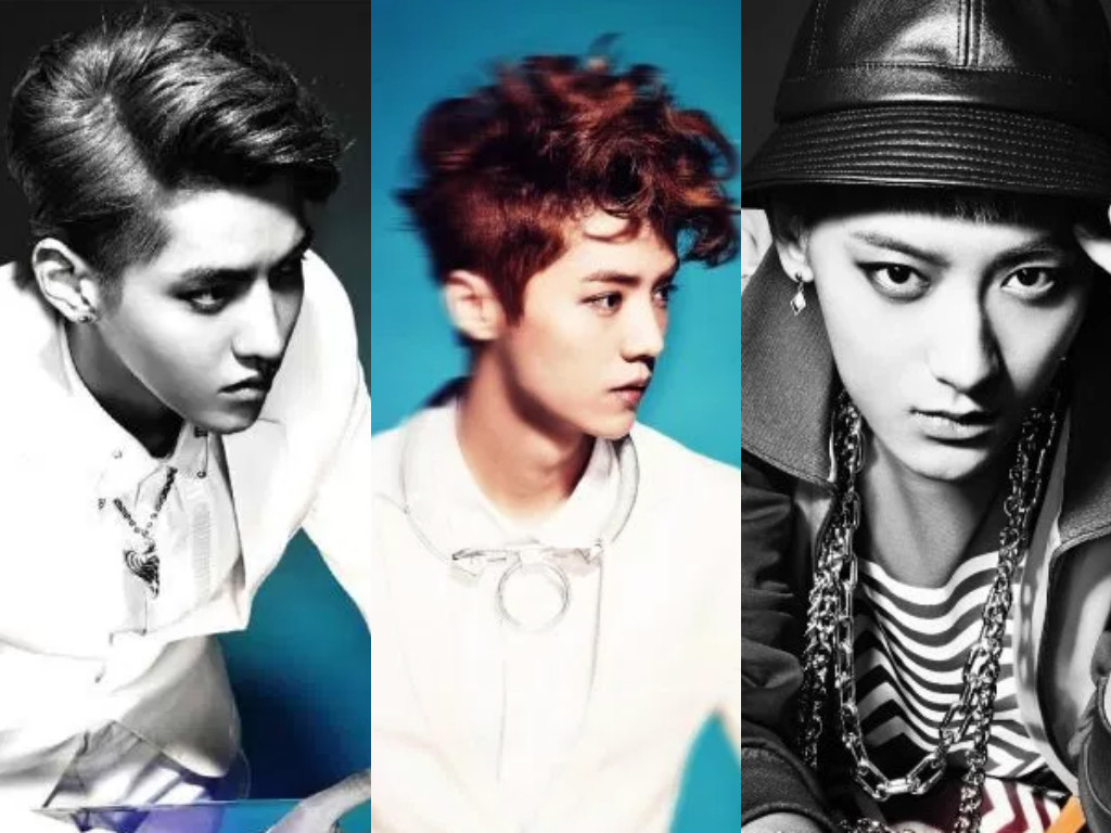 SM Entertainment emprenderá acciones legales contra Kris, Luhan y Tao en China