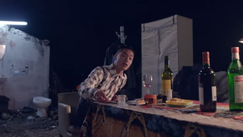 "Iron habla sobre G-Dragon y T.O.P de BIGBANG en ""System"""